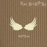 Чипборд Крылья №5 2шт