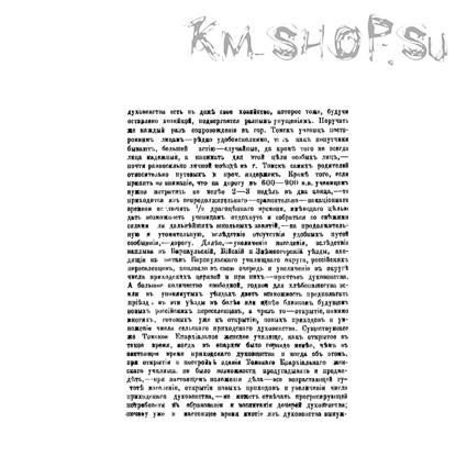 Штамп Печатный текст № 01